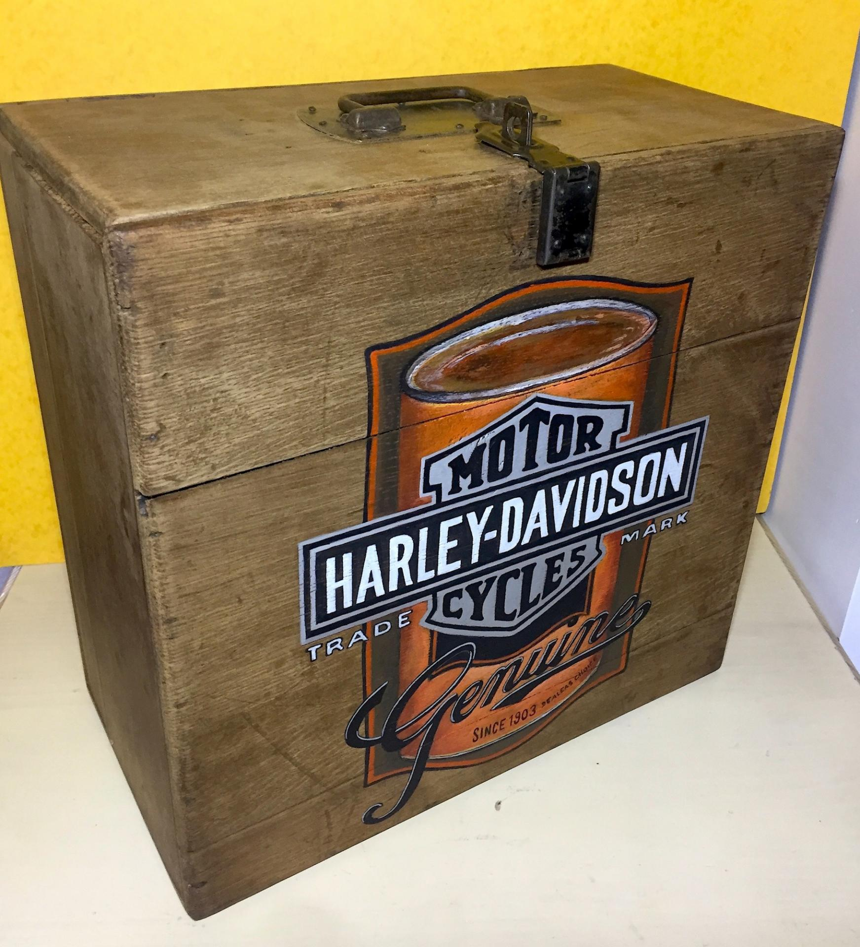 Caisse harley1 1