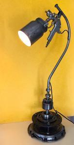 Lampe embrayge pot peinture 1