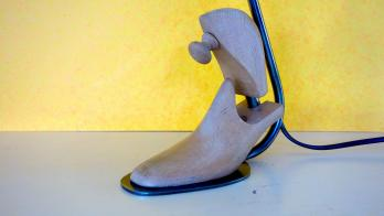 Lampe forme chaussure 2
