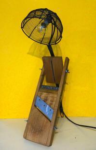 Lampe mandoline 2