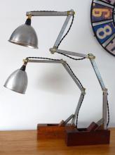 Lampes rabots