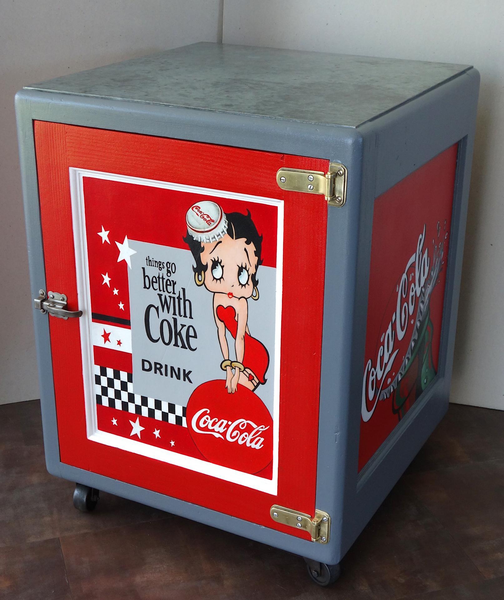 Meuble Coca 1 ...
