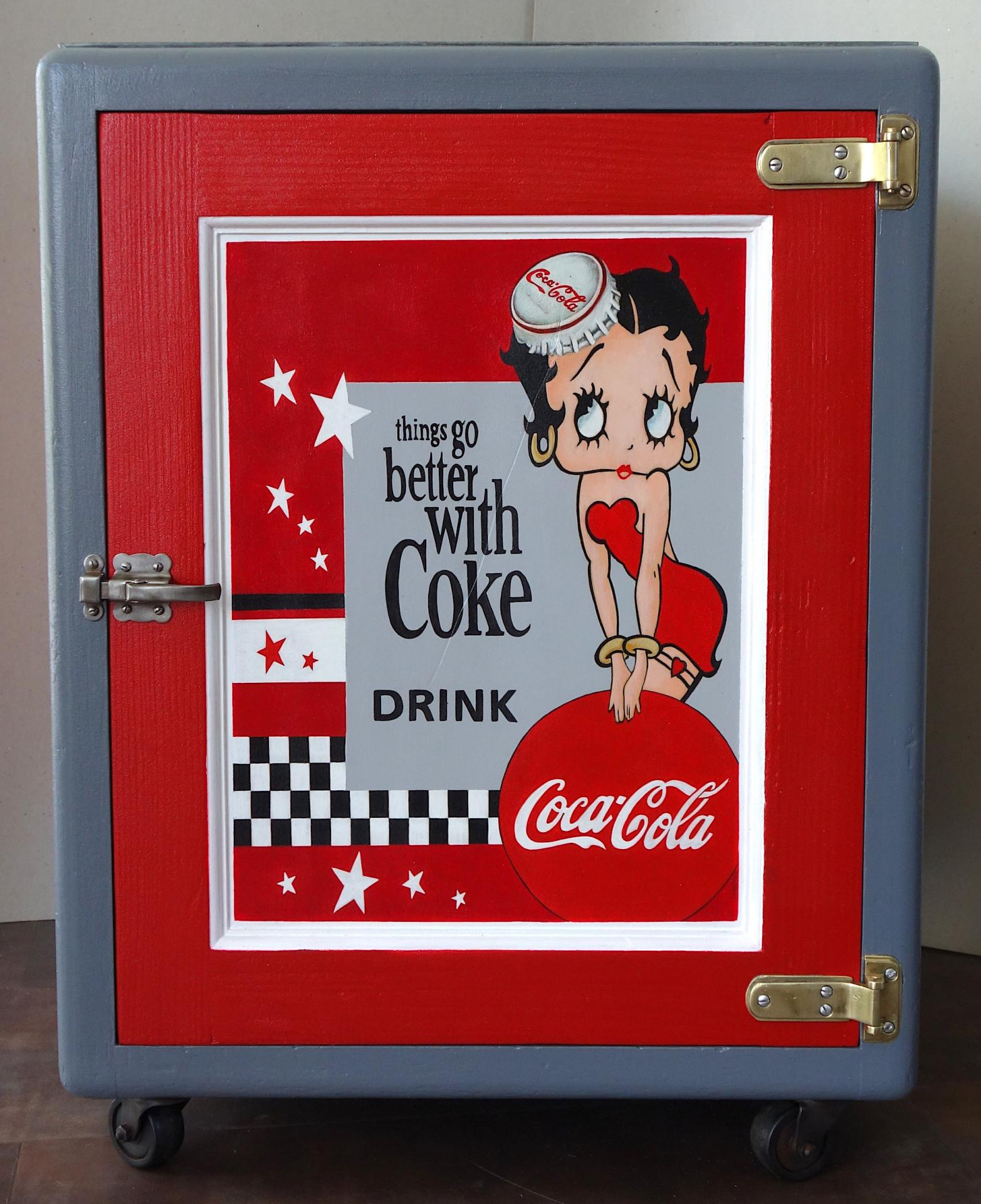 Meuble Coca 2 ...