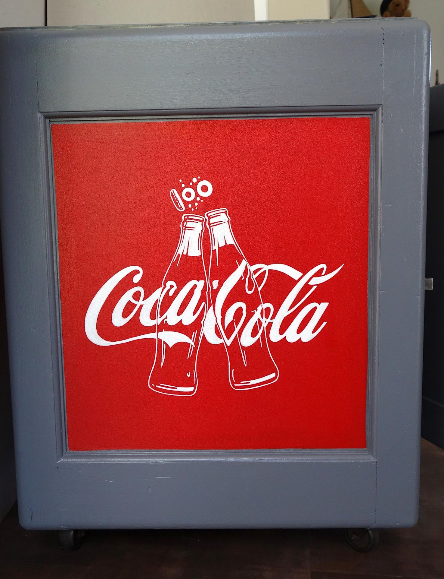 Meuble Coca 2, Meuble Coca 8, Meuble Coca 7
