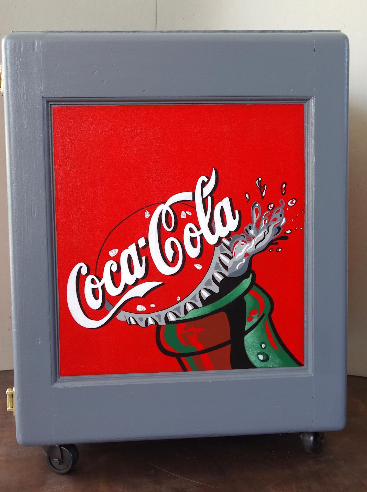 Meuble Coca 2, Meuble Coca 8 ...